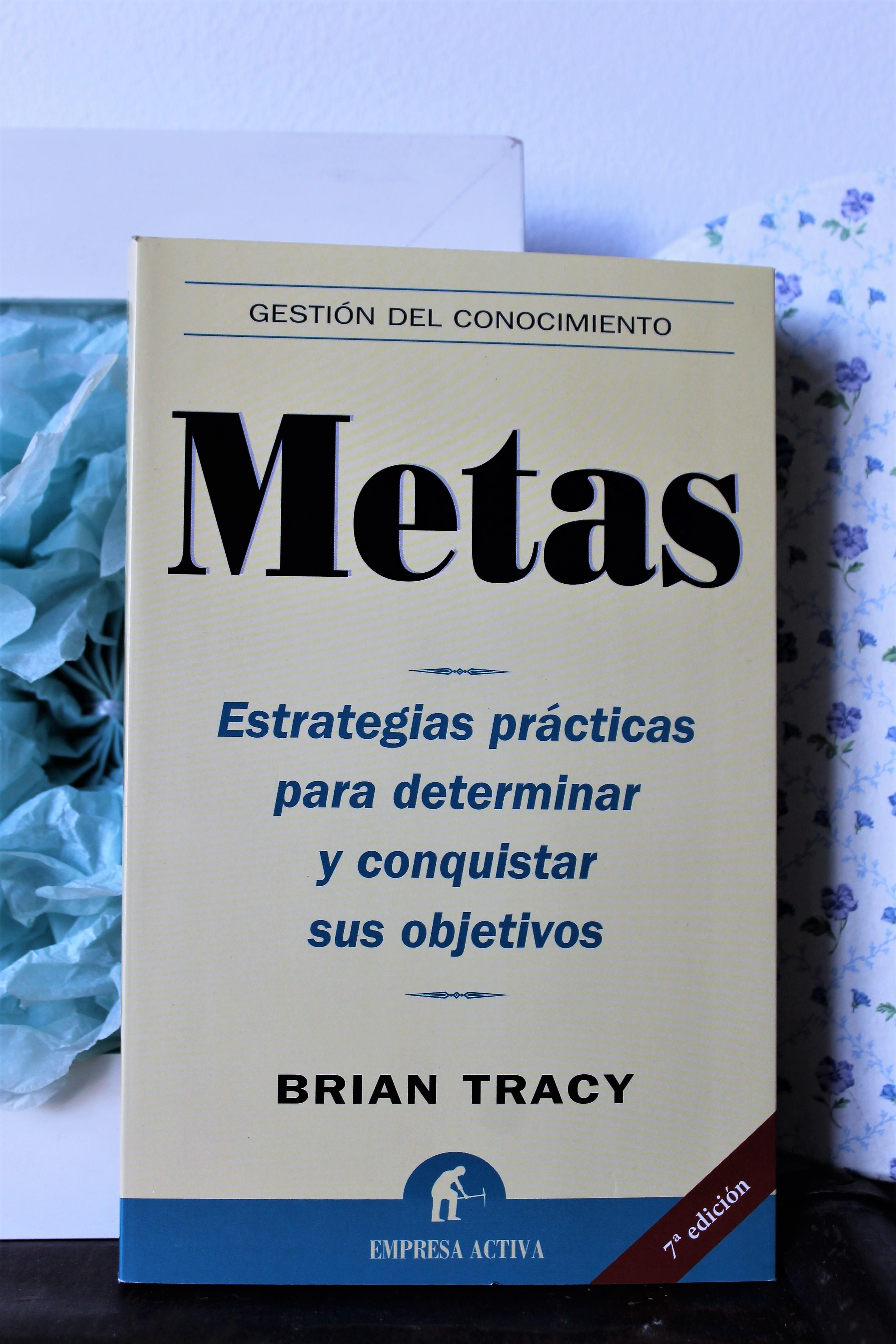 Metas. – Brian Tracy